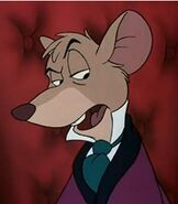 Basil in The Great Mouse Detective