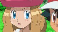 Serena Stunned
