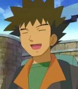 Brock in The Mastermind of Mirage Pokemon