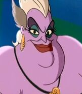 Ursula in Mickey's House of Villains