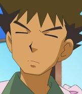 Brock in Pokemon Pewter Gym - The Greatest Crisis Ever