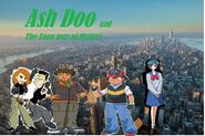 Ash doo and the toon tour of Mystery