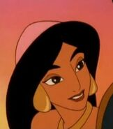 Jasmine in Aladdin and the King of Thieves