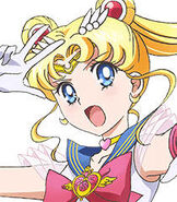 Sailor Moon in Sailor Moon Eternal