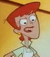 Dexter's Mom in What a Cartoon