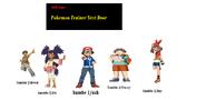 Code name pokemon trainer next Door