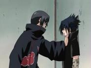 Sasuke has not hate enoguh