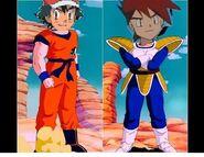 Dbz ash vs gary