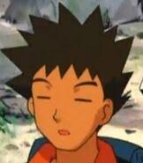 Brock in Pokemon Jirachi Wish Maker