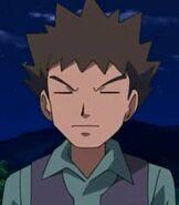 Brock in Pokemon Zoroark Master of Illusions