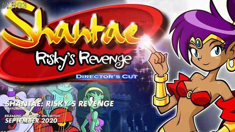 Shantae & Shantae: Risky's Revenge Coming to Nintendo Switch! - Reveal Trailer