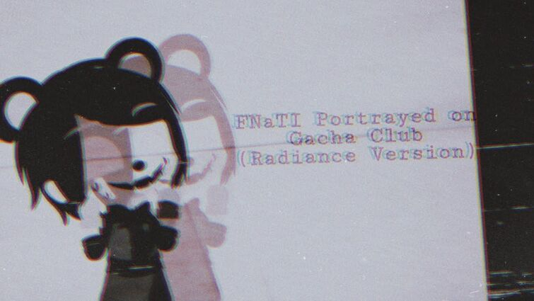 🐭FNaTI 2020 portrayed on Gacha Club (Slideshow)🐭