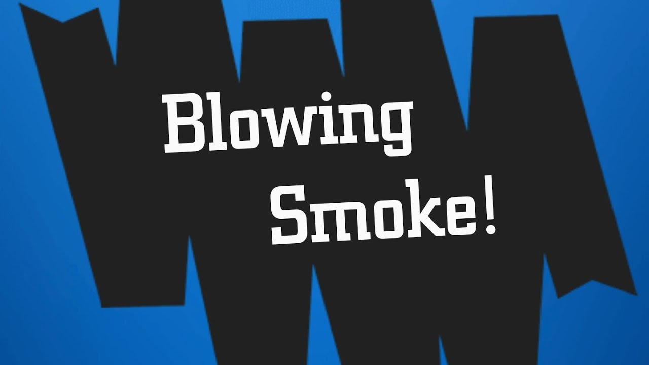 The Blowing Smoke Talk Show: Patreon Promotion