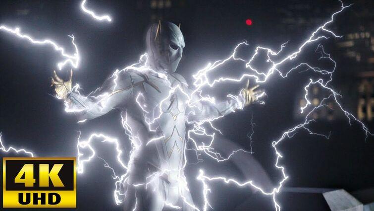 The Flash | Godspeed vs Flash Fight Scene [4K UHD]
