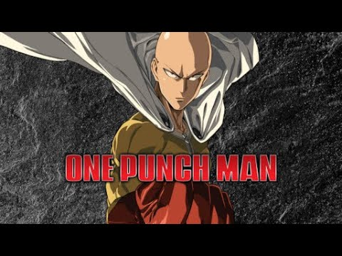 one punch man is a wired show