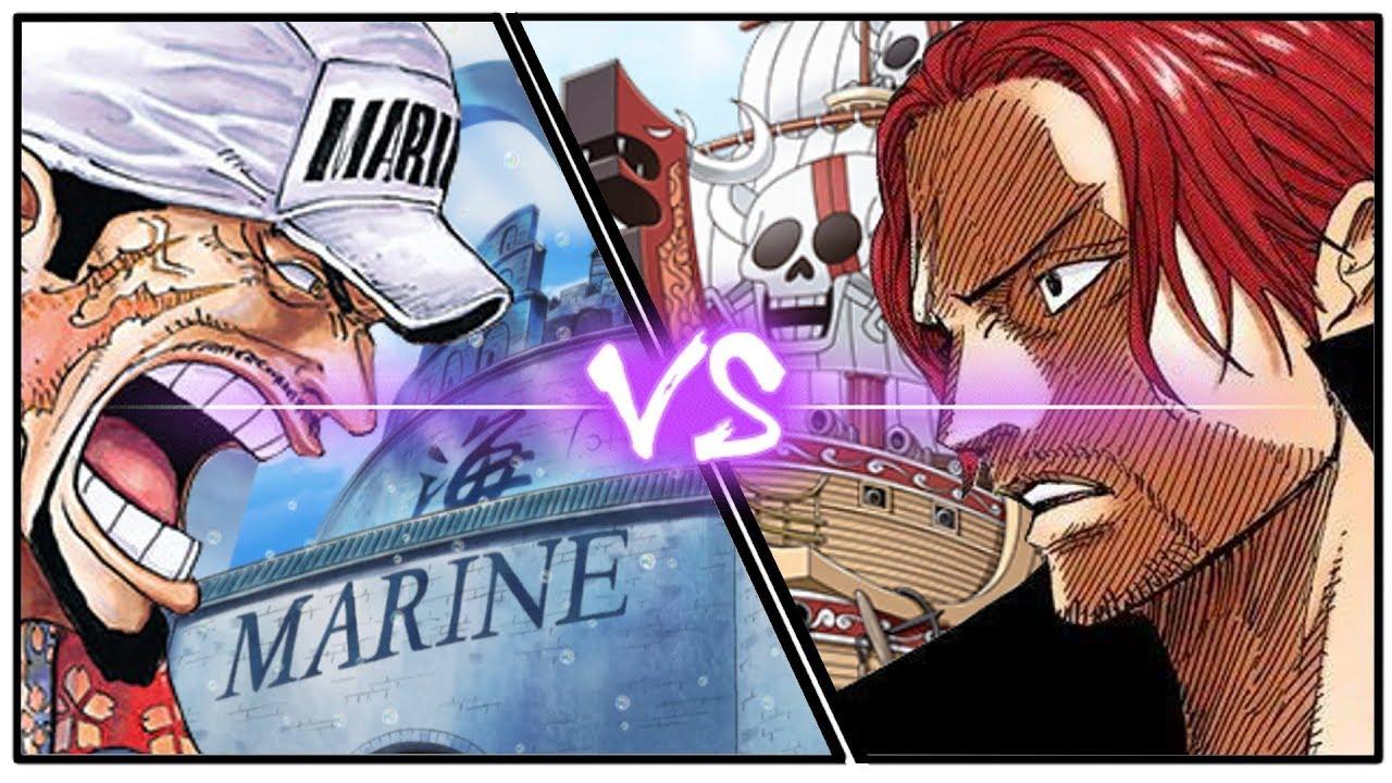 Czy Yonko są silniejsi od Admirals