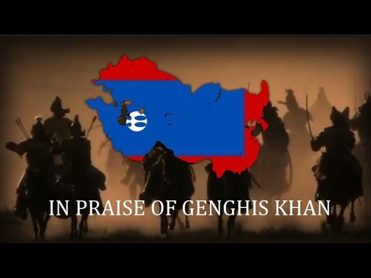 """""""In Praise of Genghis Khan"""" - Mongolian Traditional Song"""