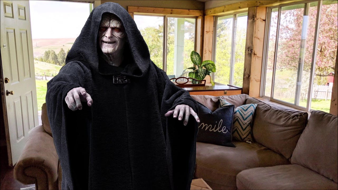 [ASMR Roleplay] Palpatine Seduces You To the Dark Side While You Play Xbox (w/Controller Sounds)