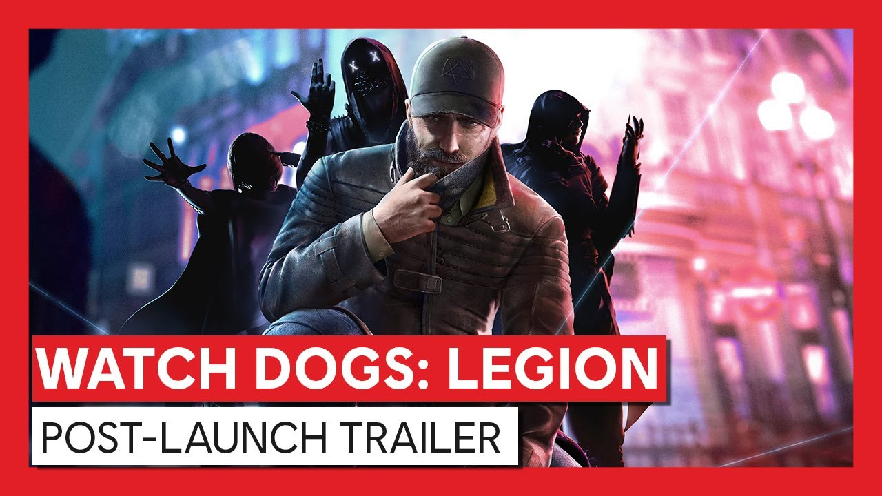 Are You Hyped For Darcy In Watch Dogs Legion Bloodlines Fandom