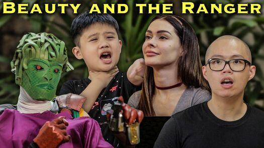 FAN FILM: Beauty and the Ranger - feat. Daiana Menezes [Power Rangers]