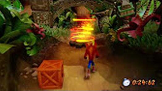 Crash Bandicoot Platinum Relics - YouTube