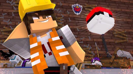 Minecraft POKEDEX 2.0 #3 - FABRICA DE POKEBOLAS ‹ Caique Vieira ›