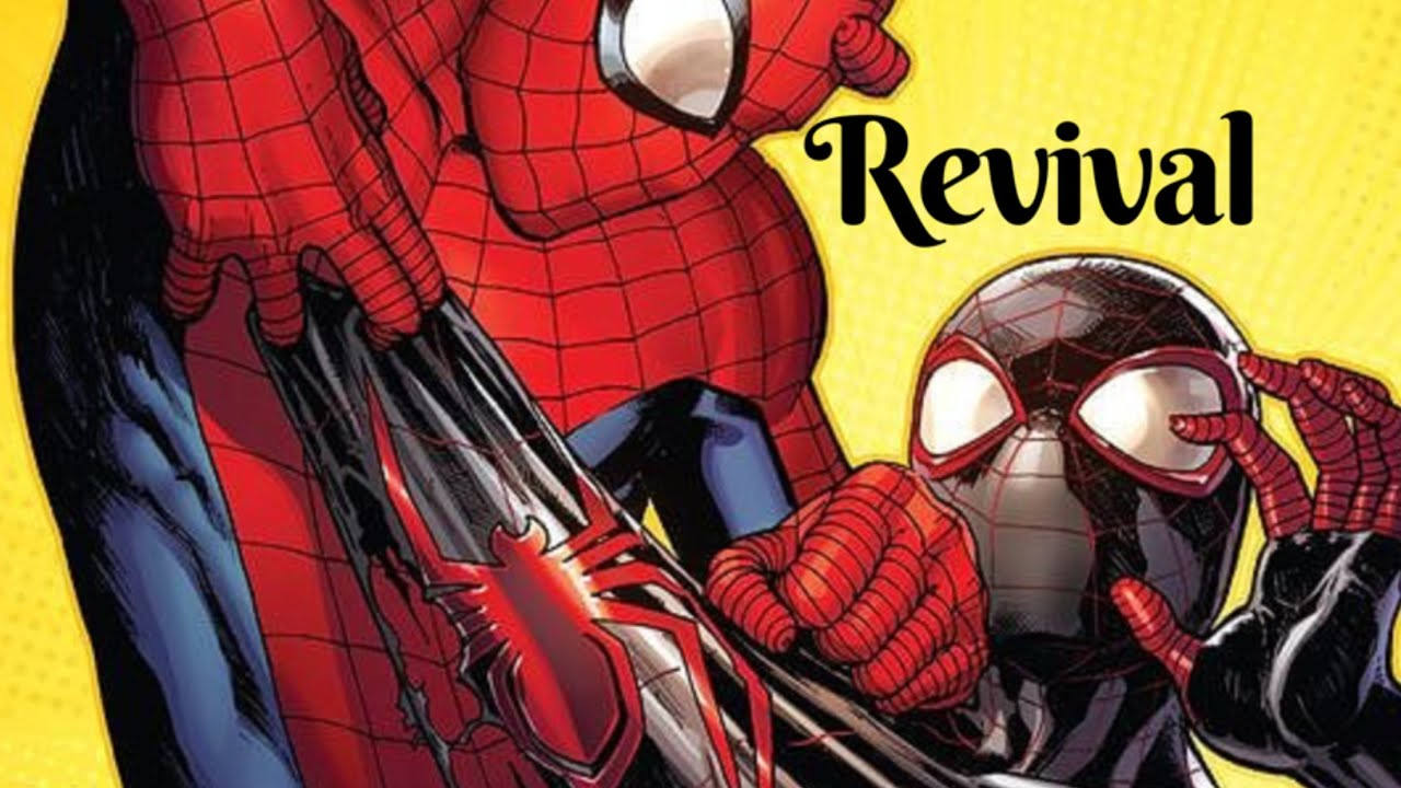 Spider-Man |Revival| Full Motion Comic Movie