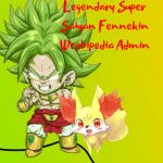Legendary Super Saiyan Fennekin