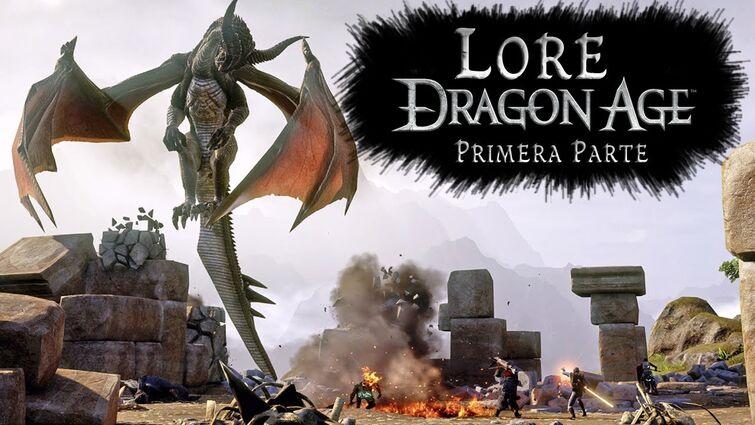 DRAGON AGE Lore | Historia de Thedas Primera Parte | ¡SIN SPOILERS!