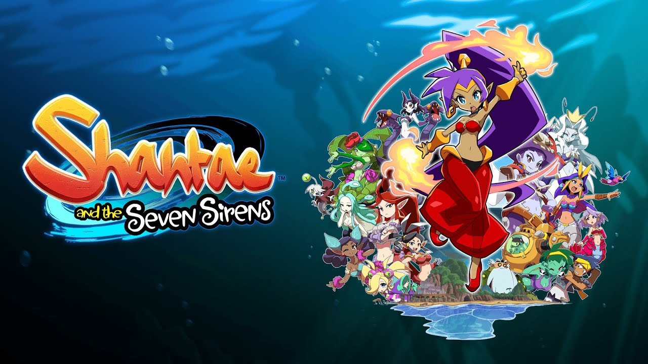 Shantae and the Seven Sirens - Teaser Trailer