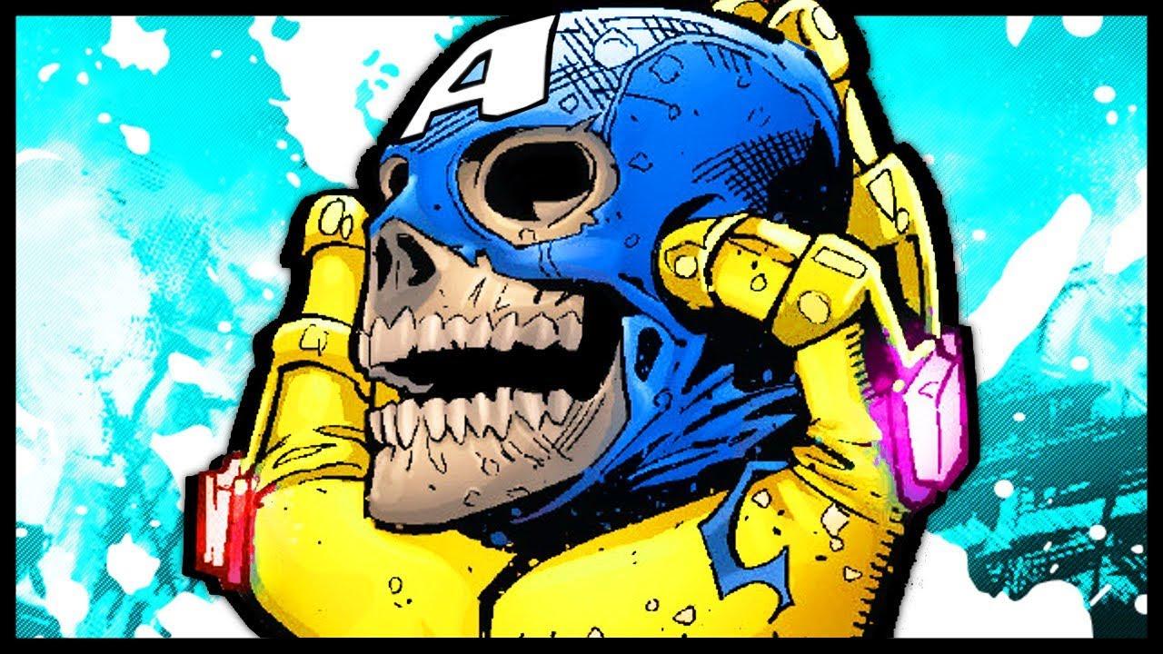 Thanos zabija WSZYSTKICH! | Streszczenie Komiksu