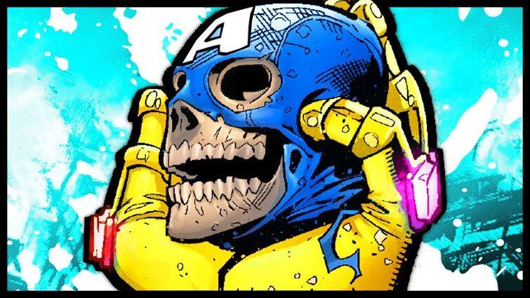 Thanos zabija WSZYSTKICH!   Streszczenie Komiksu