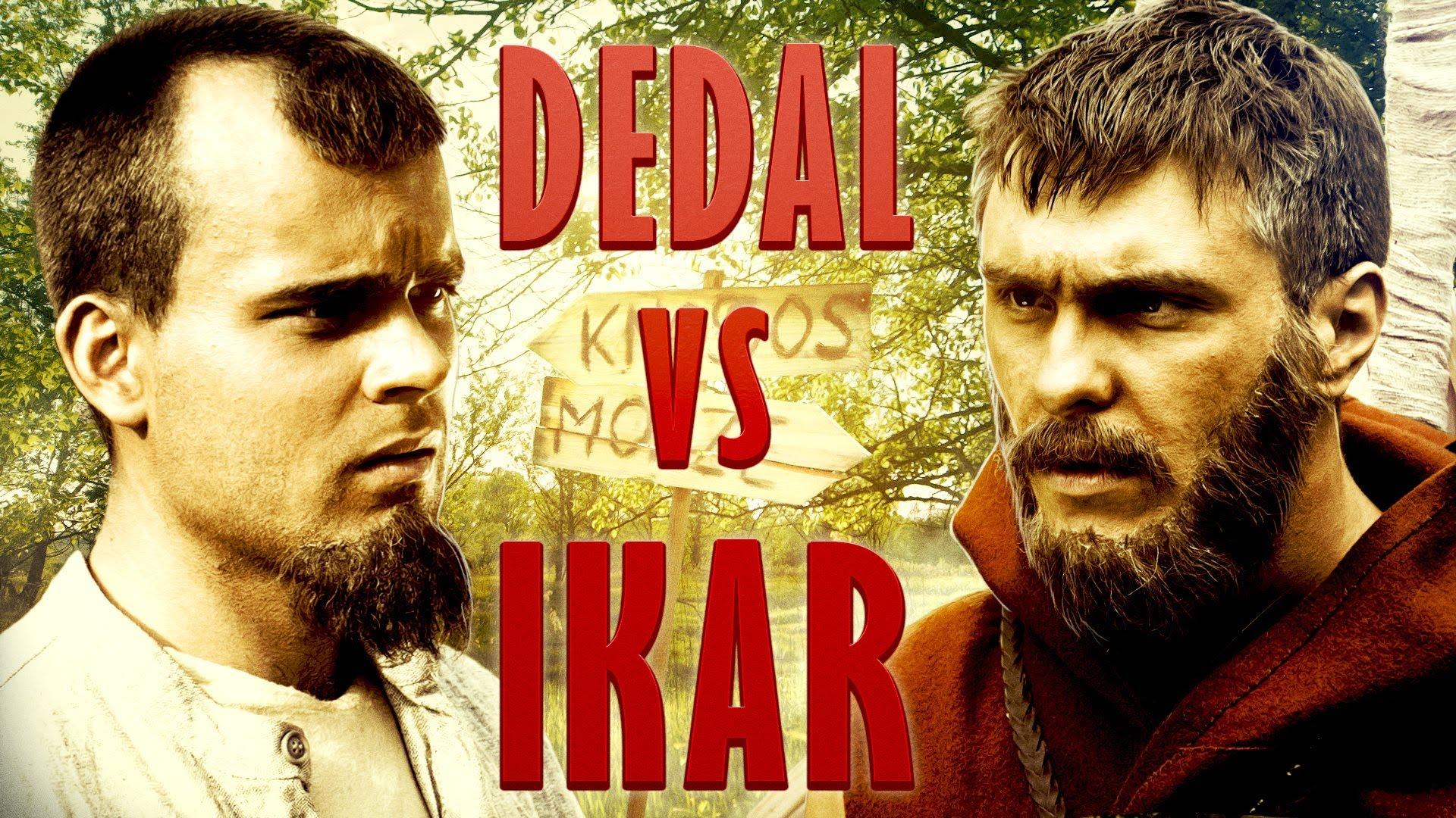 """Wielkie Konflikty - odc. 20 """"Dedal vs Ikar"""""""