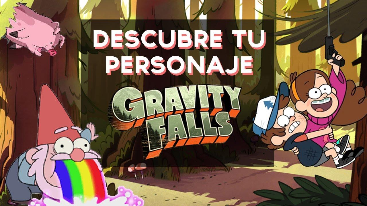 ¿Qué personaje de Gravity Falls eres? | Test Divertidos