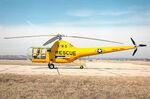 Sikorsky YH-5A NMUSAF left side