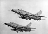 20th Fighter Wing F-100Ds, RAF Wethersfield