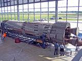 Blue Streak missile/rocket