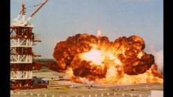 Vanguard_TV3_Failed_Rocket_Launch