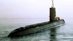 The_First_Nuclear_Submarine_in_The_World.