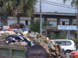 Unwanted and illegal Cold War junk dumping in Africa and the Middle East