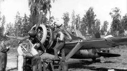 WW_II_history_Immola_airfield_Finland