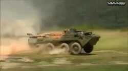 RUSSIAN_Military_Showing_off_its_Armored_Vehichles_-_Tanks_and_Trucks