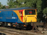 British Rail Class 73 Electric Locomotive