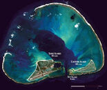 Midway Atoll aerial photo 2008