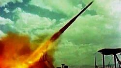 """X-17_Research_Rocket_""""The_X-17_Story""""_1958_US_Air_Force,_Lockheed_Solid_Fueled_Test_Missile"""