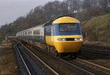 British Rail Class 43 at Chesterfield