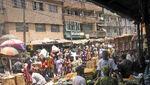 Market in Lagos, Nigeria