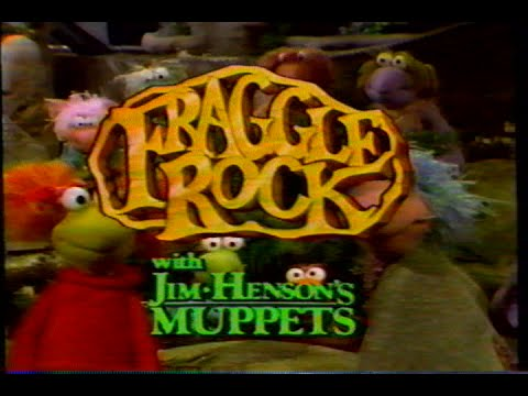 Fraggle Rock – Intro (1985) Theme (VHS Capture)