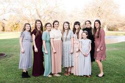 Duggar the daughters of names Duggar Family