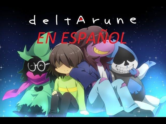 Como poner DELTARUNE en Español